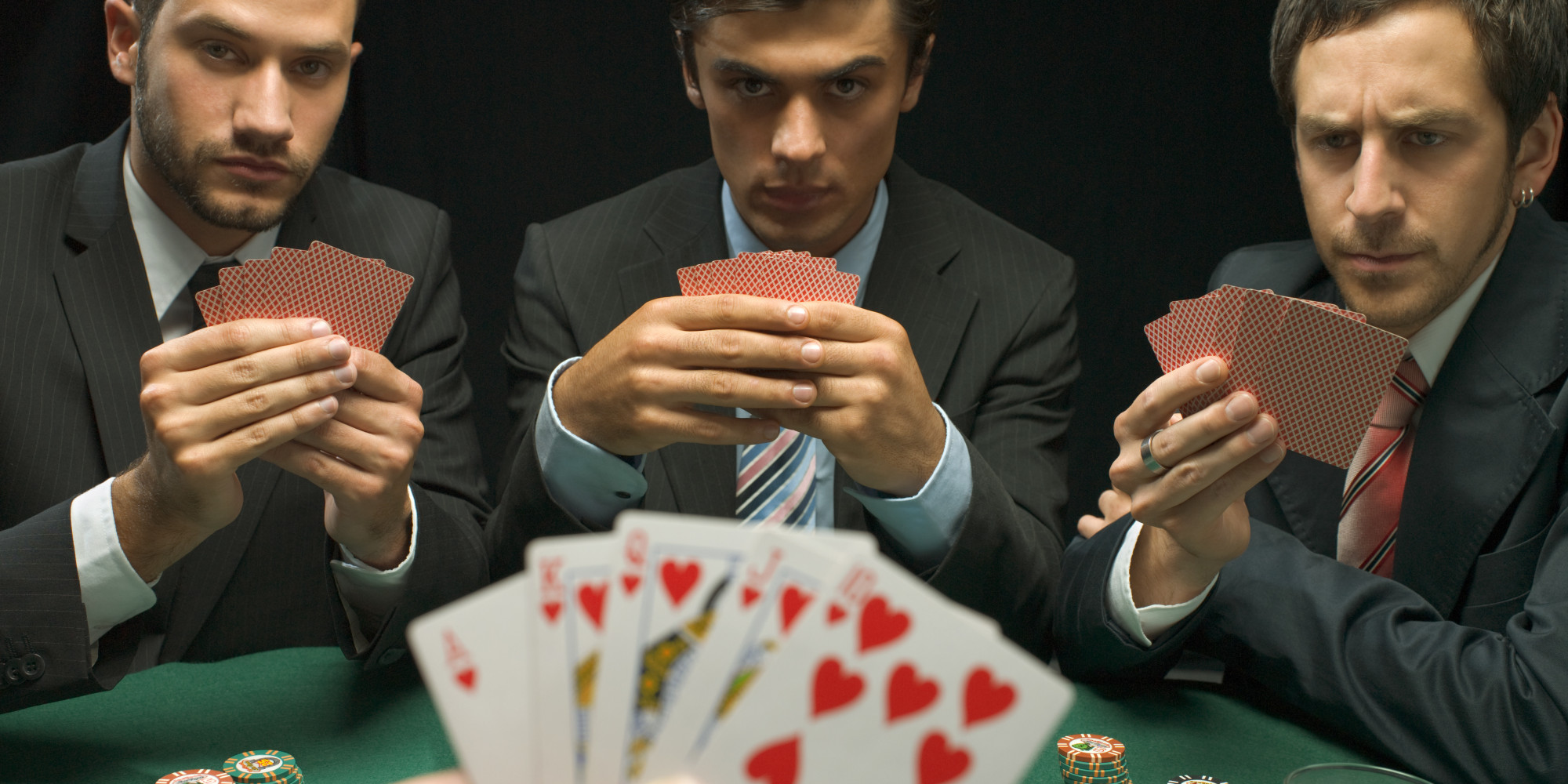Common Poker Online Concerns