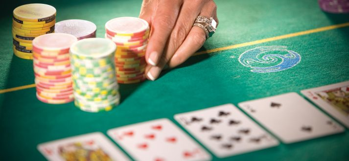 Information on how to play baccarat