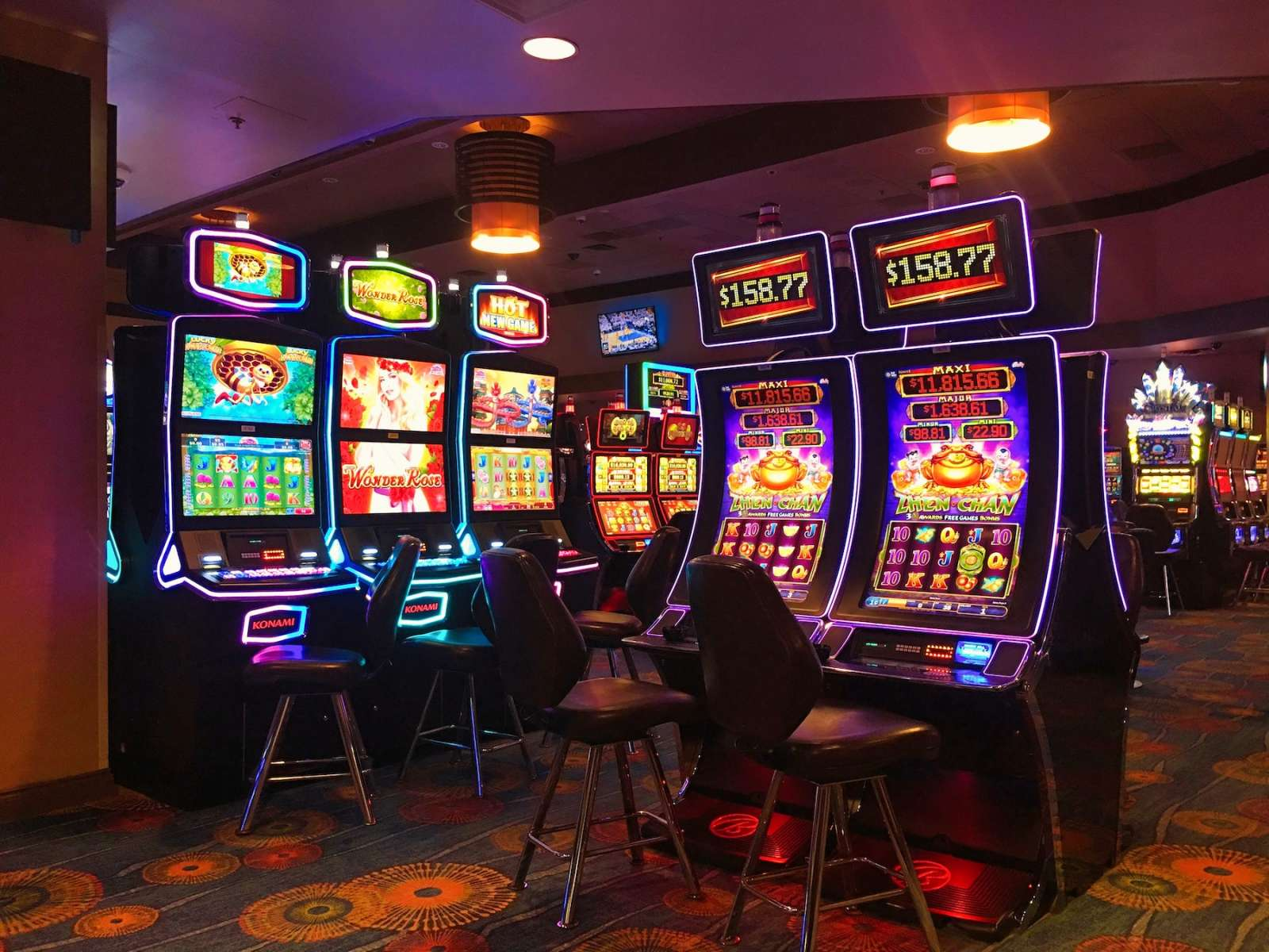 Want to learn about casino games and start the gaming process?